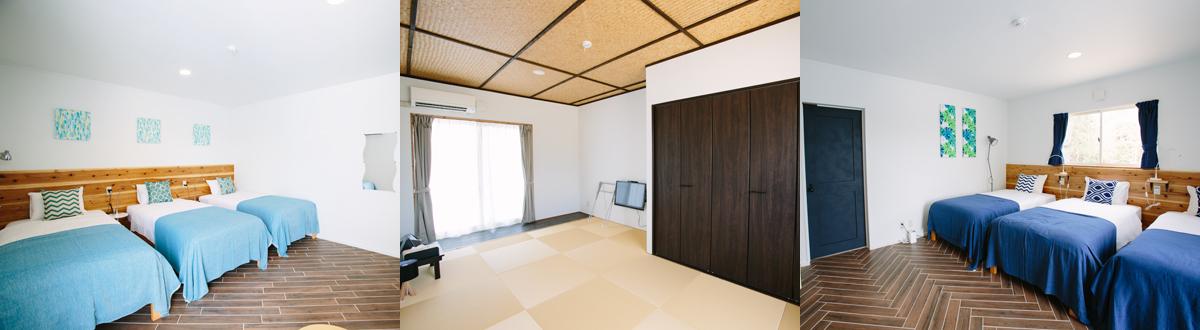 石垣島の宿