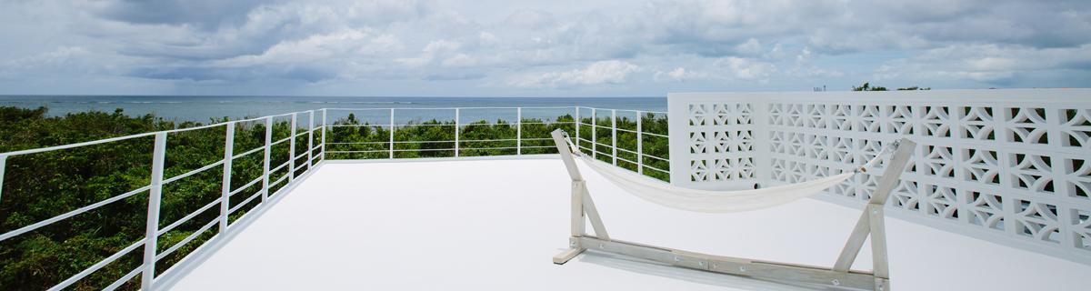石垣島のオーシャンビュー